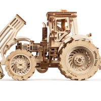 Tractor-Wood Trick-At Play Toys