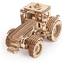 Wood Trick Tractor-Wood Trick-At Play Toys