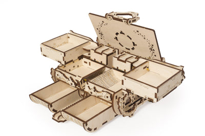 UGears Antique Box-UGears-At Play Toys
