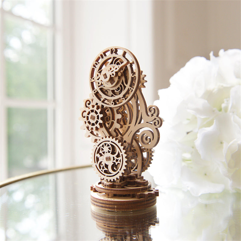 UGears Steampunk Clock-UGears-At Play Toys