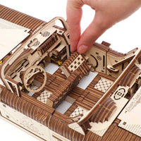 UGears VM-05 Dream Cabriolet Car-UGears-At Play Toys