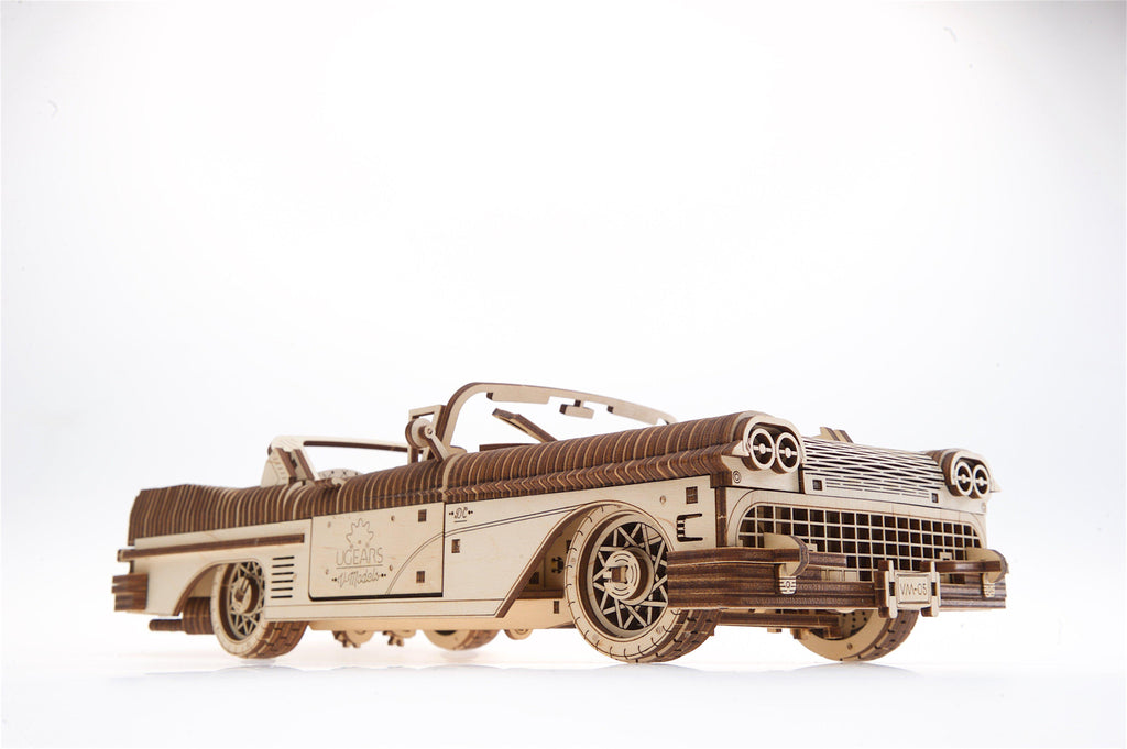 VM-05 Dream Cabriolet Car-UGears-At Play Toys