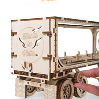 UGears Trailer for Heavy Boy Semi Truck-UGears-At Play Toys