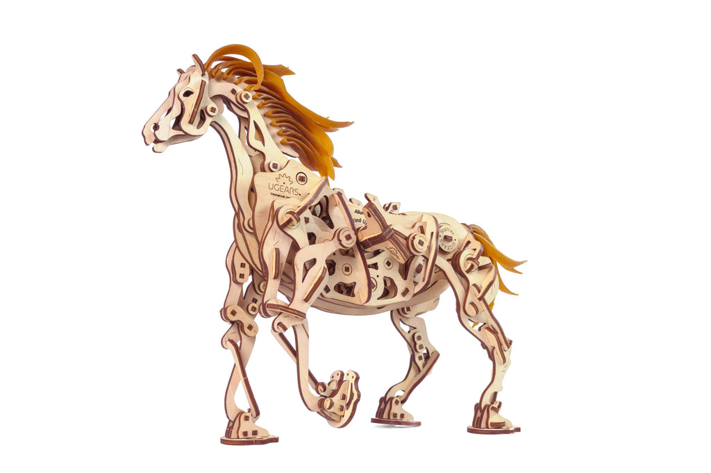 UGears Horse Mechanoid-UGears-At Play Toys