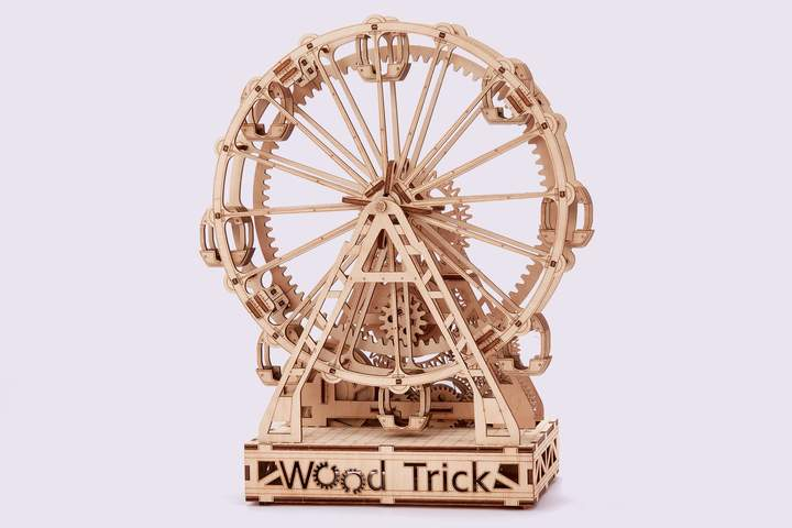 Wood Trick Ferris Wheel-Wood Trick-At Play Toys
