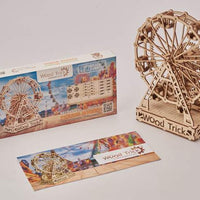 Ferris Wheel-Wood Trick-At Play Toys