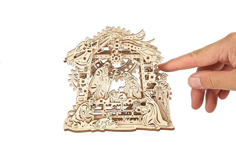 UGears Nativity Scene-UGears-At Play Toys