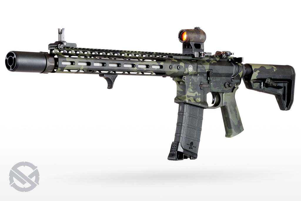 GFY-15 Rifle Black Multi Cam