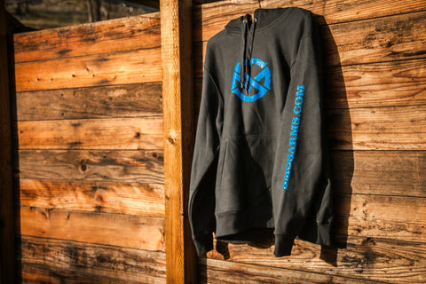 GFY Nation Hoodie Graphite Heather
