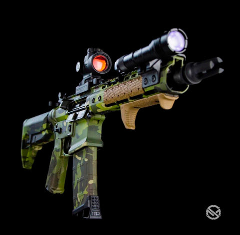 GFY-15 Rifle Multi Cam Tropic