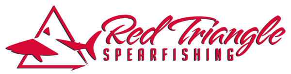 rts banner logo red triangle spearfishing