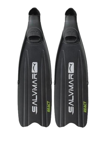 Salvimar React Fins Fins from Salvimar - Red Triangle Spearfishing