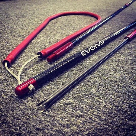Evolve Polespear | CT Series [Carbon+Collapsible] Pole Spear from Evolve - Red Triangle Spearfishing