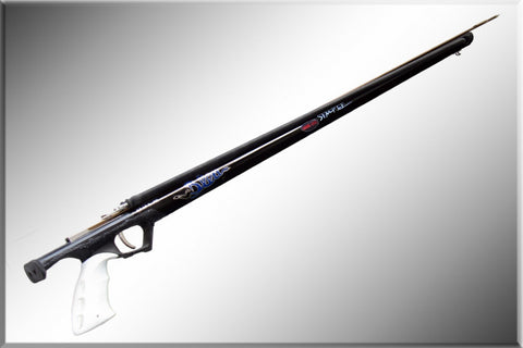 Bleutec Simple GFM Speargun Carbon Spearguns from Bleutec - Red Triangle Spearfishing