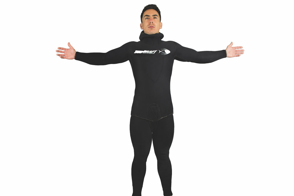 Subcraft Open Cell 5mm Wetsuit - Red Triangle Spearfishing