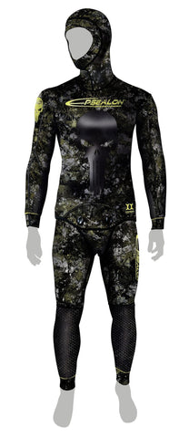 Epsealon Tactical Stealth Open Cell Wetsuit