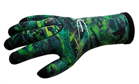Epsealon Green Fusion Gloves Gloves from Epsealon - Red Triangle Spearfishing