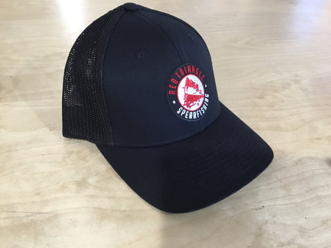 Flex fit RTS hat  from Red Triangle Spearfishing - Red Triangle Spearfishing