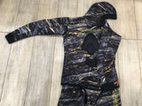 Epsealon Black Fusion free suit  from Red Triangle Spearfishing - Red Triangle Spearfishing