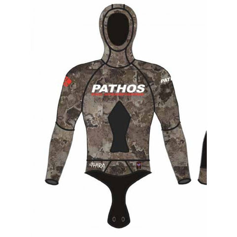 Pathos Thira Wetsuit Wetsuits from Pathos - Red Triangle Spearfishing