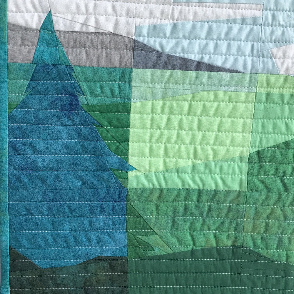 Endor Quilt by Angela Bowman