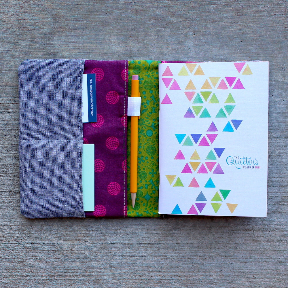 Pocket Notebook Cover Giveaway