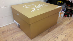 Louboutin inspired XL Trainer Storage Box - Holds 12no pairs of trainers