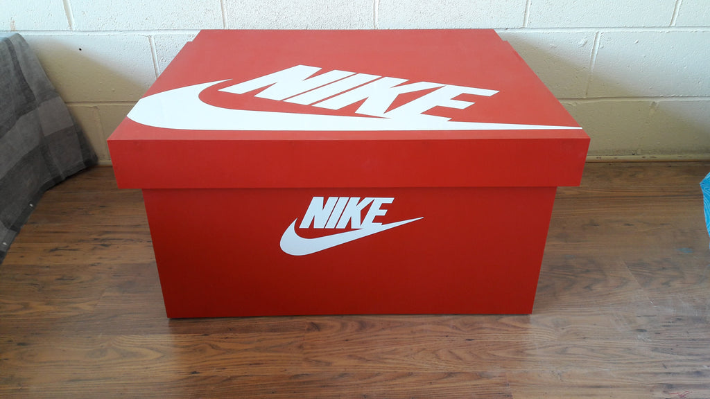 XL Nike Trainer box  holds 12no pairs of trainers