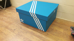 Adidas inspired XL Trainer Storage Box - Holds 12no pairs of trainers