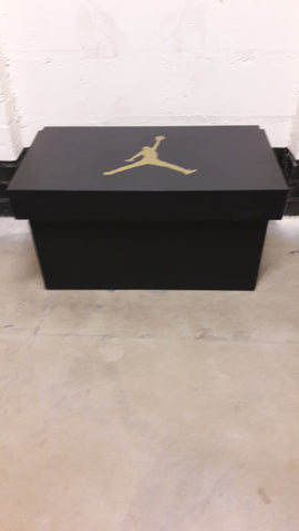 Nike Air Jordan inspired XL Trainer Storage Box - Holds 6no pairs of trainers