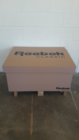 Reebok inspired XL Trainer Storage Box - Holds 16no pairs of trainers