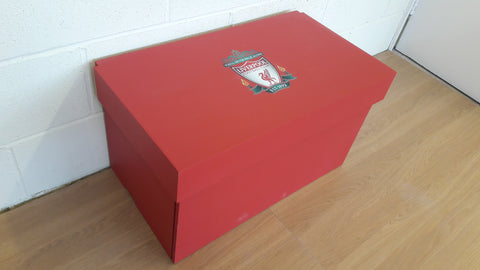 Football Boots Storage Box - Holds 6no pairs of boots/trainers