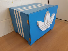 Adidas inspired Storage Cabinet - Holds 4no pairs of trainers