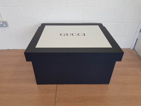 Gucci inspired XL Trainer Storage Box - Holds 12no pairs of trainers