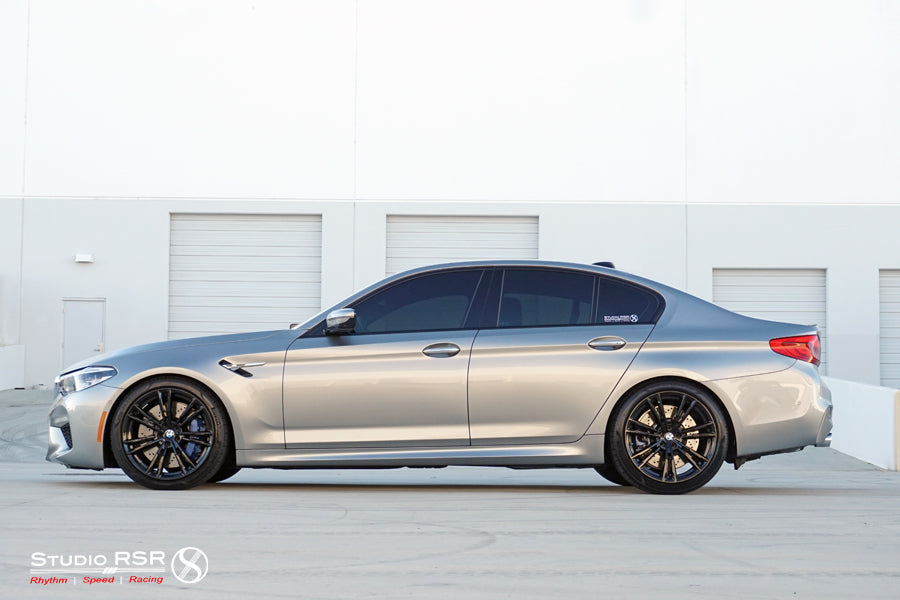 Graham's BMW F90 M5 lowering springs | CKS Suspension