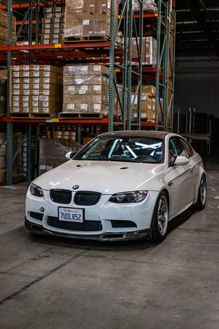 StudioRSR Installs a 4-Point cage on this e92 m3