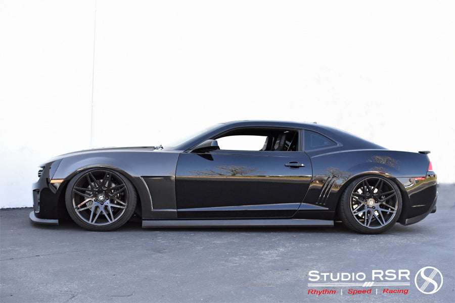 Alexander Camaro 5th Gen Roll Cage by StudioRSR