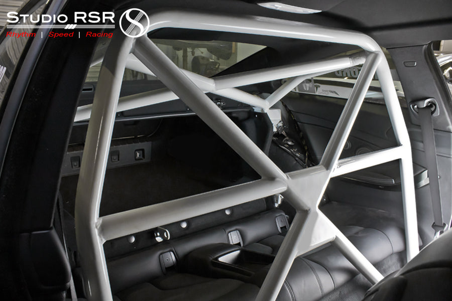 Tesseract 100% bolt-in roll cage / rollbar for BMW (F82) M4