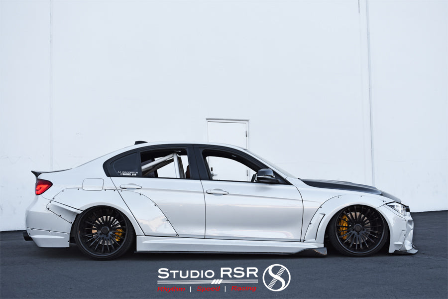 BMW 340i F30 Roll Cage by StudioRSR