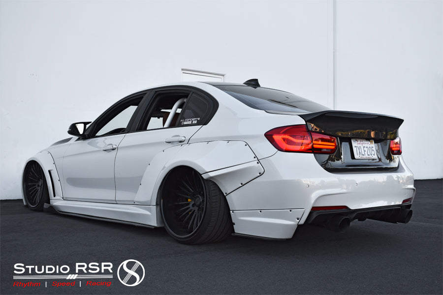 BMW F30 340i Roll Cage by StudioRSR