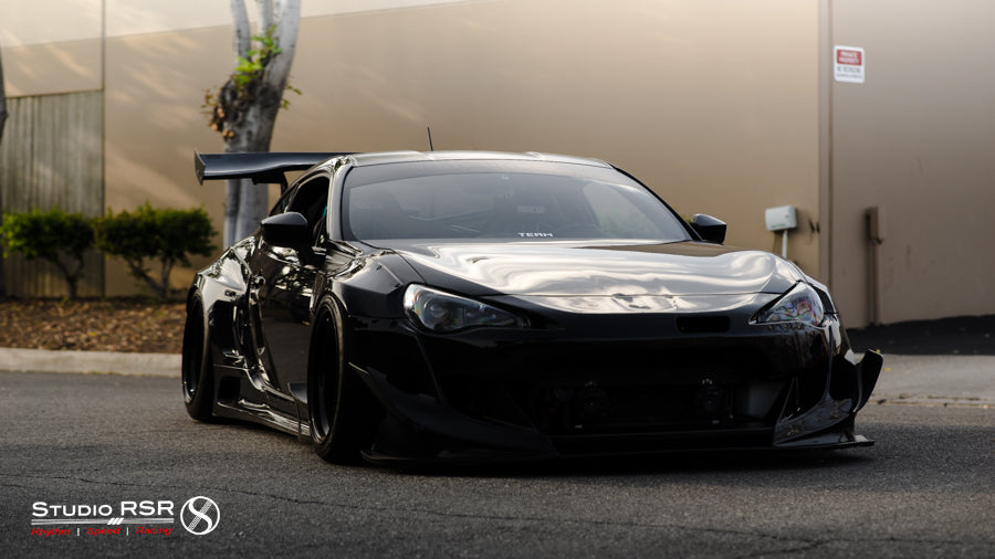 Brzslut BRZ caged by StudioRSR