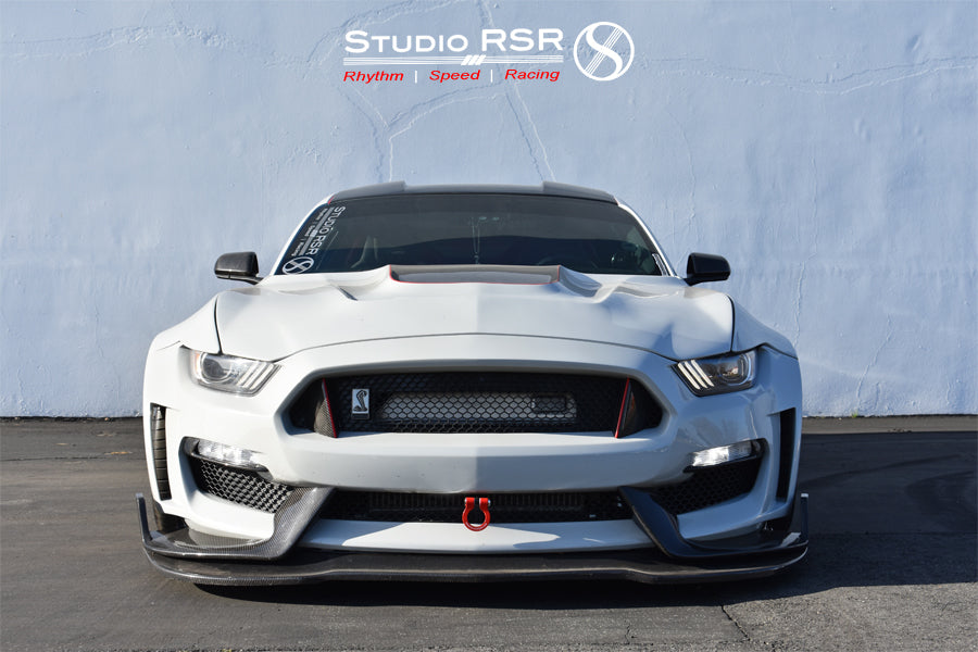 Ford Shelby Mustang GT350 Roll Cage by StudioRSR