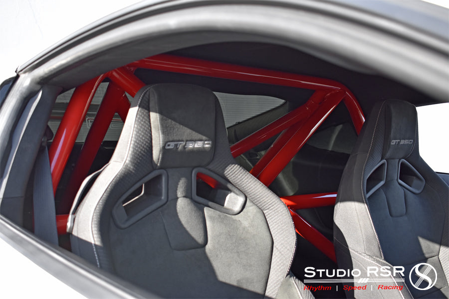 ford Mustang S550 Roll Cage by StudioRSR