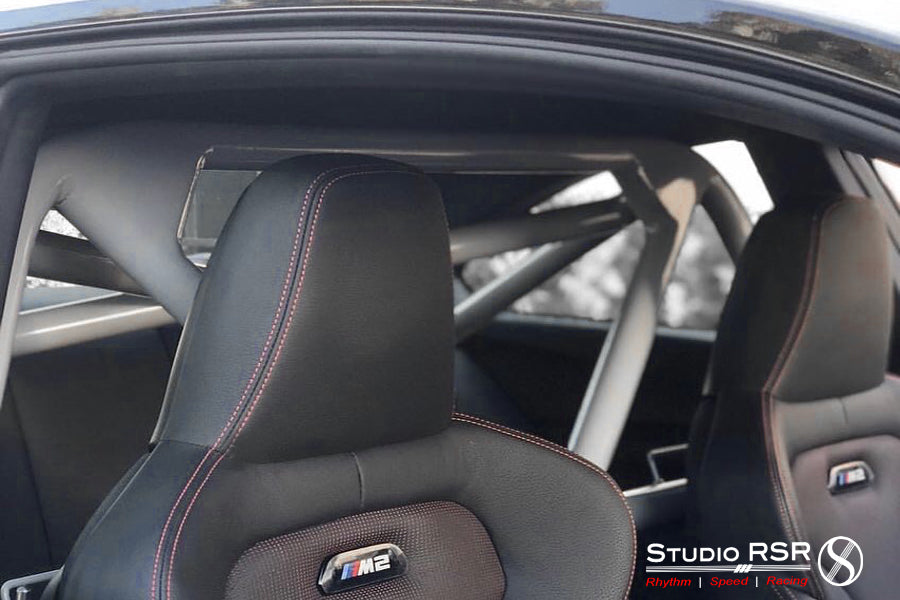 BMW M2 Comp Roll Cage by StudioRSR