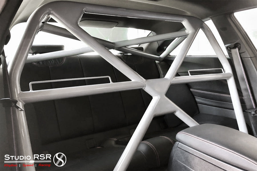 BMW M2 F87 Competition package Roll Cage by StudioRSR