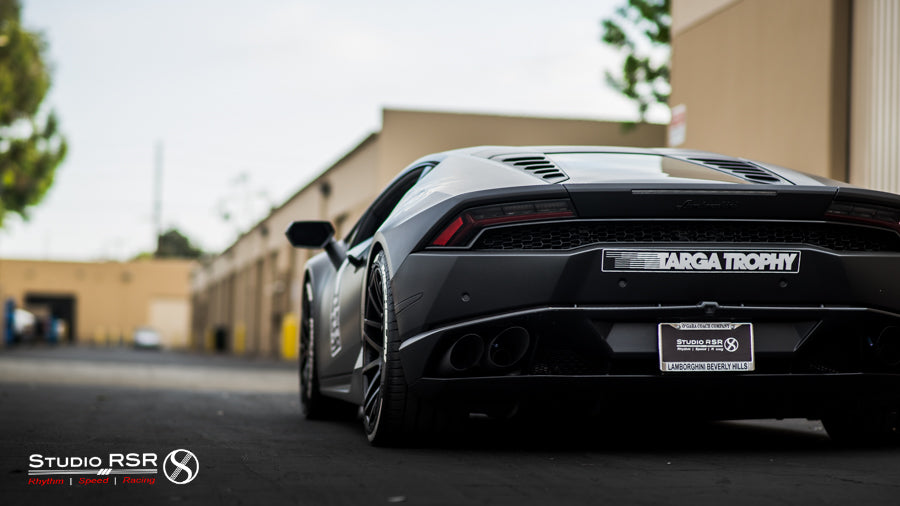 J's Lamborghini Huracan build | (Part 1) Armytrix Exhaust