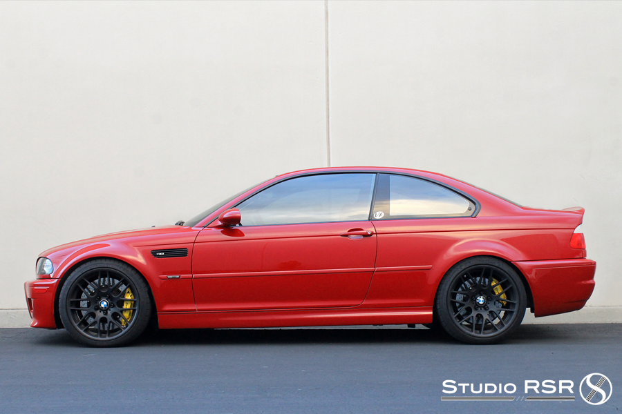 Brembo GT for E46 M3 Studio RSR