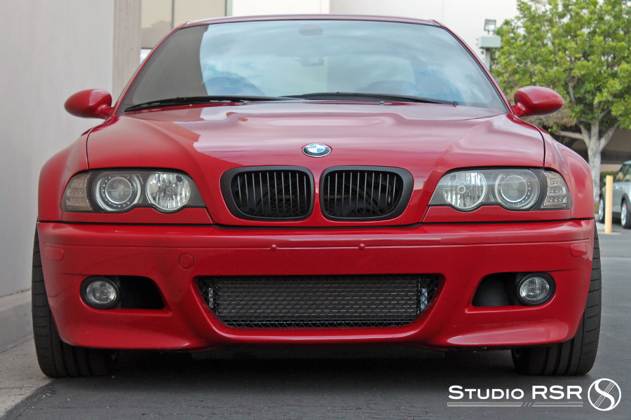 E46 M3 Radiator all-aluminum-Supercharged M3