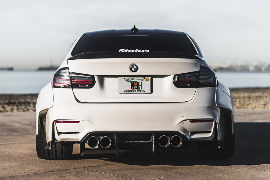 PSM F80 M3 widebody with StudioRSR rollcage
