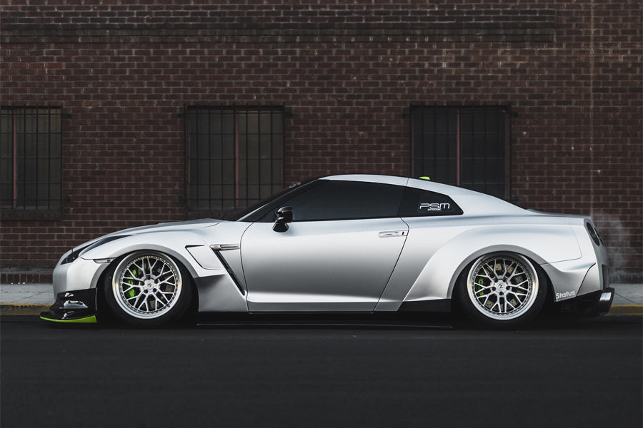 PSM Dynamic GTR Widebody with StudioRSR Rollcage